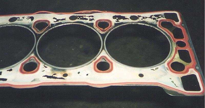 The K Series Head Gasket Failure At The Mgf Zylinderkopf