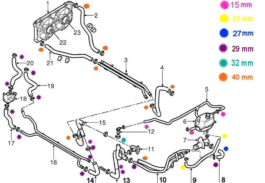underfloor coolant pipes mg rover org forums