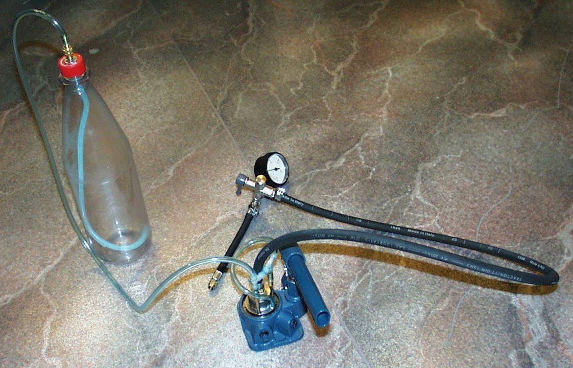 Mgf Hydragas Pump Unit