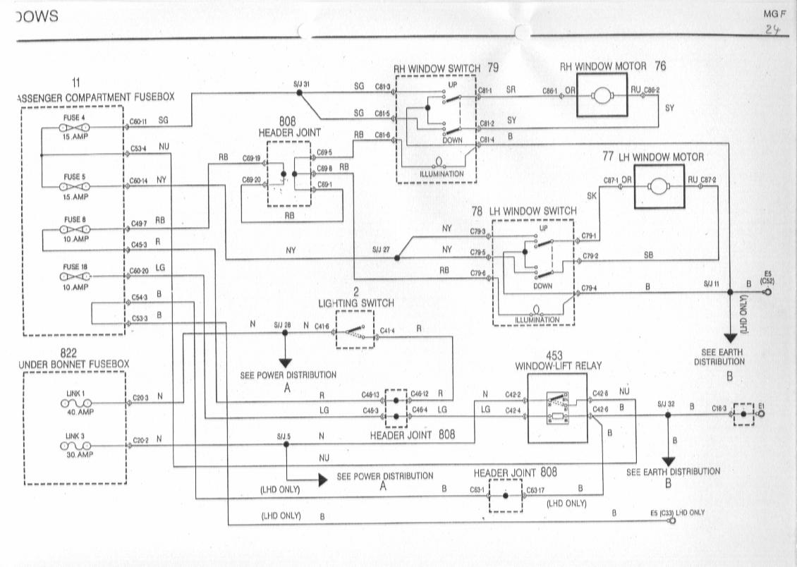 sb24 mgf windows not working mg rover org forums mg wiring diagram at n-0.co