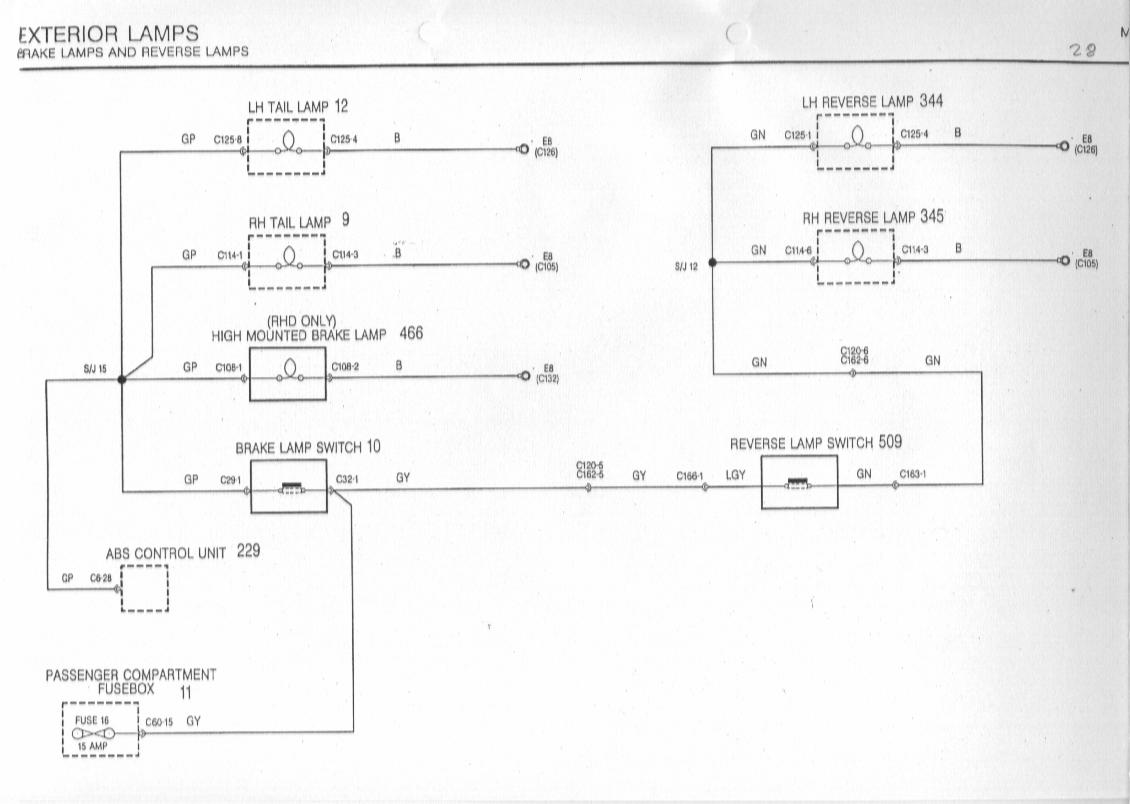 Enjoyable Mgf Wiring Diagram Basic Electronics Wiring Diagram Wiring 101 Ferenstreekradiomeanderfmnl