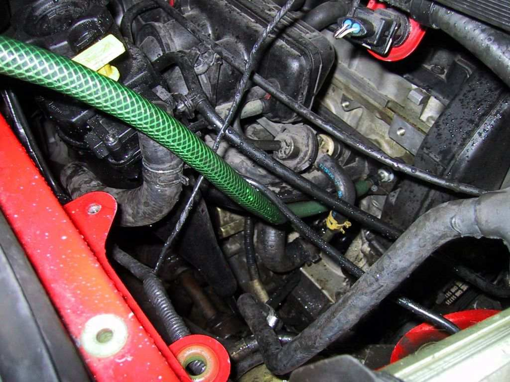 Mgf Bleed The Coolant System K 252 Hlmittel Wechseln