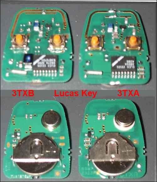 Alarmsender MK1 bis Mitte 99