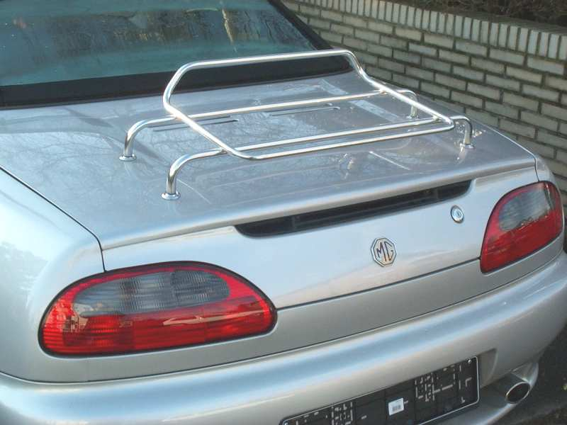 Mgf Boot Rack Options