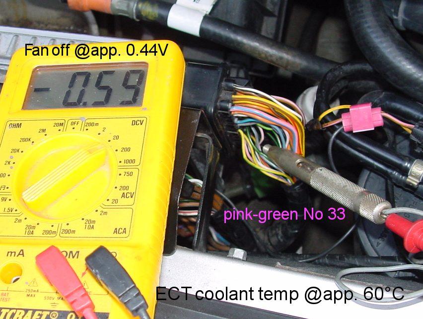 MGF 111S MGTF Rover K-Engine cross reference, Sensor